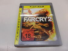 PlayStation 3  PS3   Far Cry 2 [Platinum]  USK 18