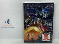 (NE) Transformers: Revenge of the Fallen (DVD, 2009) New with Slipcover