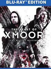 THE BEAST OF XMOOR (AKA X MOOR) - BLU RAY - Region Free - Sealed