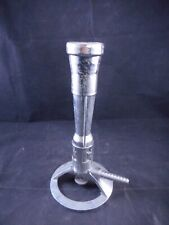 FISHER Stainless Steel accuFlame Natural Gas Bunsen Burner Grid Top 03-902Q B