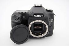 Canon EOS 50D 15.1 MP 3'' screen DIGITAL SLR CAMERA BODY SHUTTER COUNT 3340