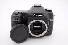 Canon EOS 50D 15.1 MP 3'' screen DIGITAL SLR CAMERA BODY SHUTTER COUNT 3340