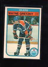 1982-83 O-PEE-CHEE #106 WAYNE GRETZKY NM F2338