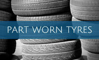 235/40/19 96w Roadcruza 7mm part worn tyre FREE fitting or FREE postage