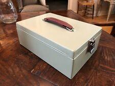 Metal File Money Box