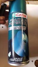 OLIO LIQUIDO CASTROL PER FILTRI ARIA FOAM AIR FILTER OIL SPRAY 400 ML.