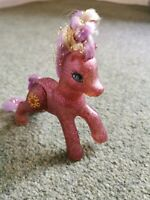 My Little Pony Queen Sunsparkle G2 Hasbro MLP 1999 Moving Legs Enchanted Throne