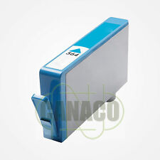 1 New Cyan 564 564XL Ink Cartridge for HP Plus-B209a C5324 D5440 B109a 5520 7520