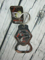 Cage Fighter UFC MMA The Iceman Chuck Liddell Key Chain Bottle Opener CF