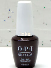 OPI GelColor New Gel Nail Polish Soak-Off I54- That's What Friends Are Thor