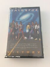 Victory by Jacksons / Jackson 5 Cassette  1984 QET 38946 Michael NEW SEALED