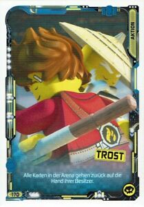 Lego ninjago Series 5 TCG Trading Cards Promotion Card No. 170 Trost