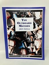 2021 K&O Fleetline Alterscale Mercury Toy Boat Outboard Model Reference Book