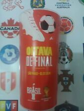 WORLD CUP 2014 BRAZIL COCA COLA COKE CUP SAO PAULO ROUND OF 16 ARGENTINA v SWISS