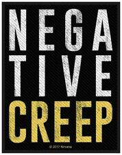 Nirvana-écusson patch négatives Creep 8x10cm