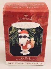 NEW Hallmark Keepsake Ornament Joe Cool Spotlight on SNOOPY Collector Series #1