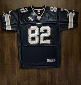 Jason Witten Reebok Authentic Dallas Cowboys Jersey - Brand New Sz 50 (D7)