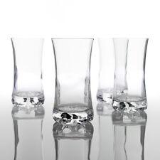 "Kosta Boda-GORAN warff-Set di 4 grandi ""BUSTER"" BEER Glasses-Vetro svedese"