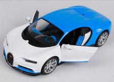 Maisto Design NEW 1:24 2016 Bugatti Chiron Diecast Model Racing Car Vehicle Toy