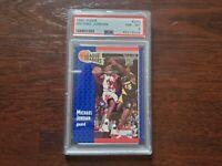 1991 Fleer Michael Jordan #220 Basketball Card psa 8 last dance get this now