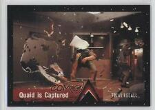 1990 Pacific Total Recall #63 Quaid is captured Non-Sports Card 0d8