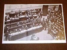 Roma 23 marzo 1905 Seduta in Parlamento Banco dei Ministri Parla Barzilai