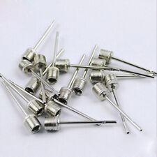 10* Sport Inflating Needle Pin Nozzle Football Basketball Soccer Ball Air Pumps