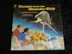 Star Wars Droids, Escape From The Monster Ship a Droid Adventure