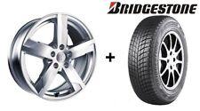 4x Winterräder für neuen VW Tiguan II Skoda Kodiaq 215/65 R17 Bridgestone Reifen