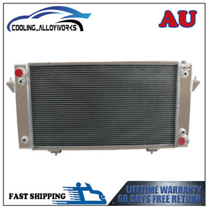 3Core Radiator For 1987-1999 Land Rover Discovery 3.9L 1 Series 2 Series AT MT