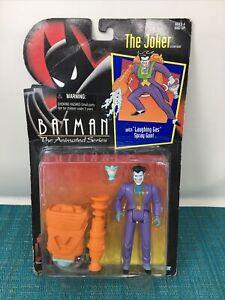Kenner Batman The Animated Series THE JOKER #1 Action Figure!  NOS 1992