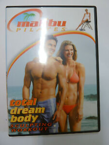 Malibu Pilates Total Dream Body Sculpting Workout DVD fitness muscle toning!
