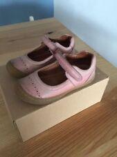 Bisgaard Schuhe für Mädchen aus Leder mit Klettverschluss