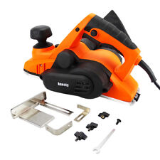 Profi Elektrohobel Hobel Hobelmaschine Einhandhobel Handhobel DIY 900W 82mm 3mm