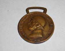 1915 - 1918 Italy World War I Service Medal Consatanel Bronzo Nemico