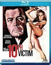 10th Victim 0827058703697 Blu-ray Region a