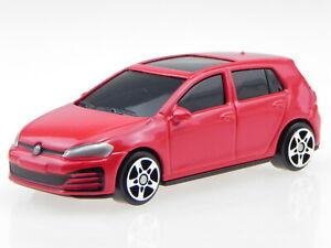 VW Golf 7 GTI 2016 red diecast modelcar 16913 Maisto 1:64