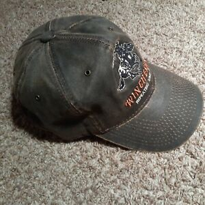 Hat Cap Winchester Embroidered Brown Boy Scouts Clay Class