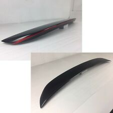 Carbon + Red For Nissan 350Z Z33 2DR Coupe OE Trunk Spoiler Rear  Convertible