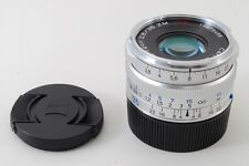 2773#GC Zeiss ZEISS C Biogon T 35mm f/2.8 MF ZM Lens Near Mint