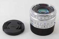 2773#GC Zeiss ZEISS C Biogon T 35mm f/2.8 MF ZM Lens Near Mint
