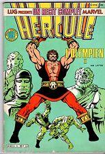 RCM/RECIT COMPLET MARVEL n°9 - HERCULE L'OLYMPIEN 2 - 1986 LUG