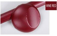 3D Carbon Fiber Matte Vinyl Film Auto Car Stylish Sheet Wrap Roll Sticker Decor