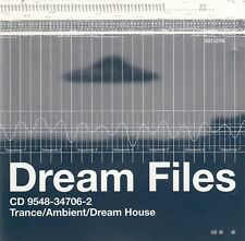 DREAM FILES - TRANCE, AMBIENT, DREAM HOUSE / CD - TOP-ZUSTAND