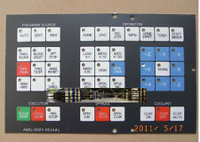 New For Fanuc A98L-0001-0524#J Membrane Keysheet Keypad Keyboard