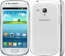 New Samsung Galaxy S 3 Mini I8190 - 8GB -marble White (Unlocked) Smartphone
