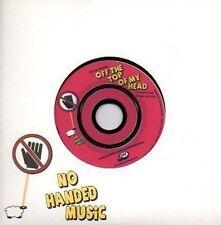 (702A) Mr No Hands, Off The Top Of My Head - DJ CD