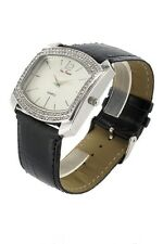 orologio uomo Jay Baxter donna bracciale pelle strasse  A0013