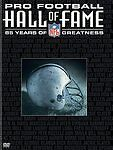NFL Films - The Pro Football Hall of Fame - 85 Years of Greatness DVD