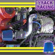 91 92-99 MITSUBISHI 3000GT GTO DODGE STEALTH N/T 3.0L V6 AIR INTAKE KIT Blue